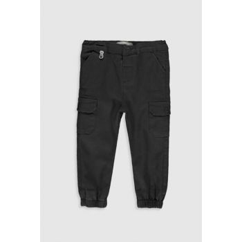 Baby Boy Dark Gray Hju Pants 9WT471Z1