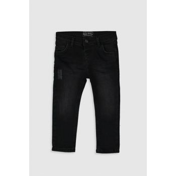 Baby Boy Black Rodeo 326 Trousers 0S0057Z1
