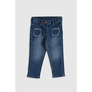 Baby Girl Dark Rodeo 309 Pants 9WV993Z1