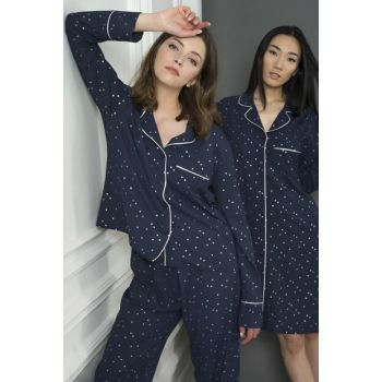 Star Leafed Pajamas Set FM000005
