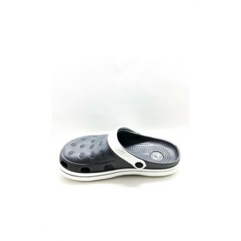 E250 Men's Hospital Sabo Slippers Sandals Gray 1613