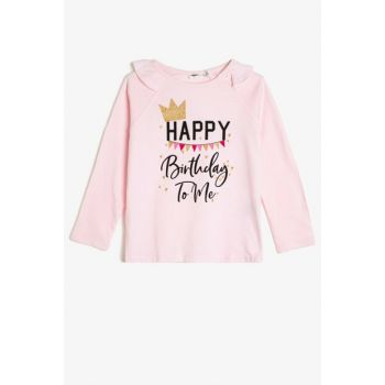 Pink Children's T-Shirt 0KKG17969AK
