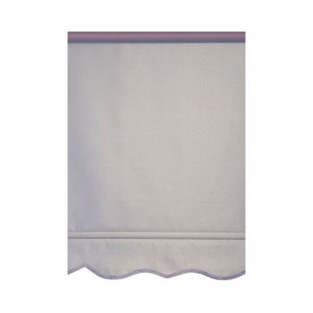 Silvery Polyester Series Lilac 100x250 cm Roller Blind Without Curtain MODEL 200x250 cm