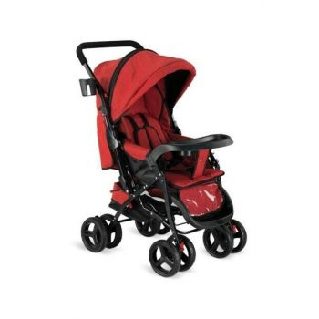 Babyhope 617 Double Way Baby Carriage PRA-671058-684977