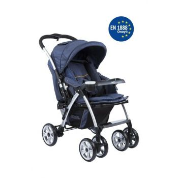 Evo Plus Two Way Baby Stroller Blue / IB36877