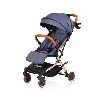 Huggy Easy Go Practical Baby Stroller Blue 43239003