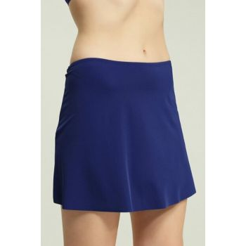 Women's Blue Flywheel Skirt Bikini SB19620