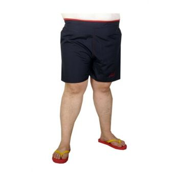 Plus Size Men's Sea Shorts 19573 Navy Blue 19573lac-6XL View larger image