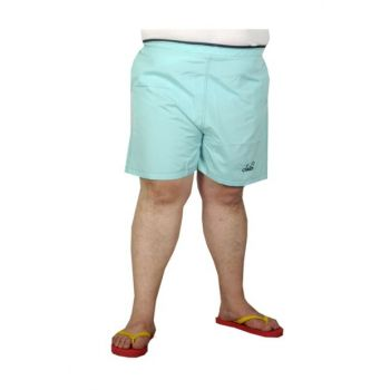 Plus Size Men's Sea Short Shorts 19573 Mint Green 19573mnt-3XL