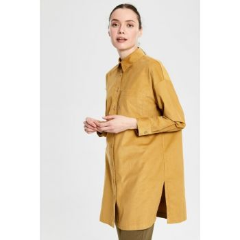 Women's Yellow Tunic 9WQ096Z8