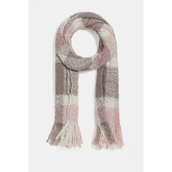 Women's Checkered Scarf 194842-27090