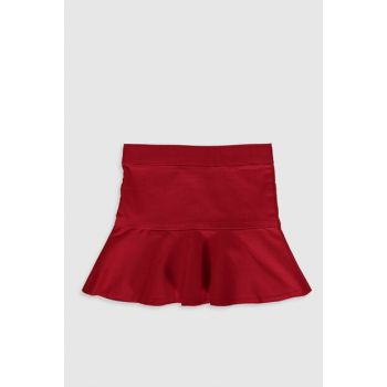 Girl's Red Hpm Skirt 0S5249Z4