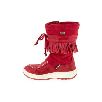 Red Unisex Children Boots 380306040001