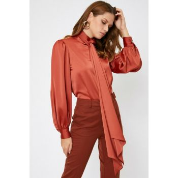 Women's Red Blouse 0KAK62143UW