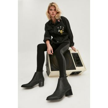 Black Women Boots & Bootie 01BOY165960A100