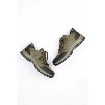 Khaki Black Women Casual Shoes G0496000571
