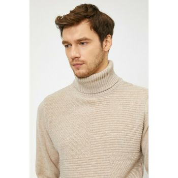 Men's Beige Sweater 0KAM91699GT