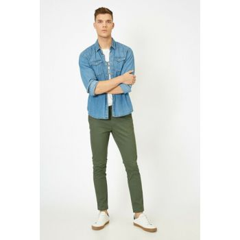 Men's Khaki Pants 0KAM42710BW