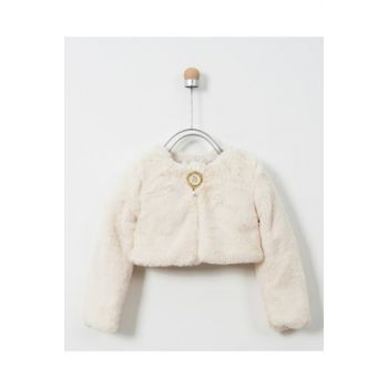 Child Bolero with Fur Coat 18254053100