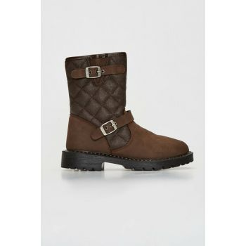 Girls' COFFEE CT9 Boots 9WI426Z4