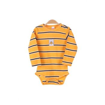 Baby Boy Snaps Body Yellow E55582-175