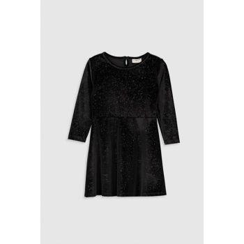 Girls' New Black Cvl Dress 9WK954Z4