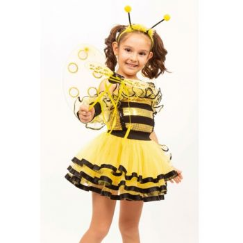 Bee Missbzz 9 Age Girl Costume ST00031-8