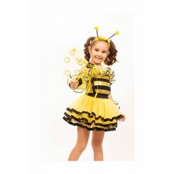 Bee Missbzz 8 Age Girl Costume ST00031-7