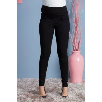 Pregnant Black Jeans Trousers Black Ty3481 TY3481