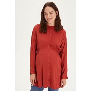 Women Cinnamon Dxy Maternity Wear Shirt 9W4952Z8