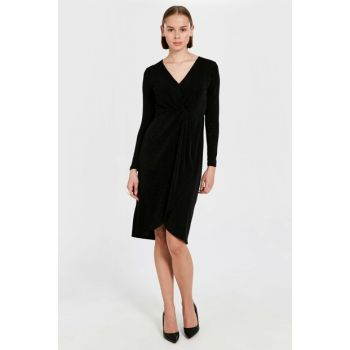 Women's New Black Dress 9WO509Z8