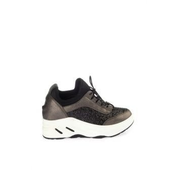 Black Women Casual Shoes 01AYY165380A100