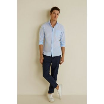Men's Blue Shirt 33077646