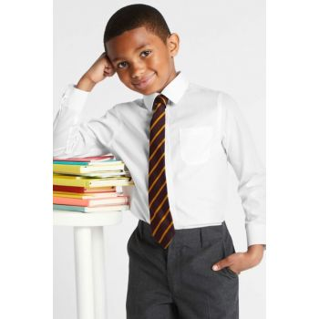 Boys' Long Sleeve Shirt with 2 T-Shirts T76005768