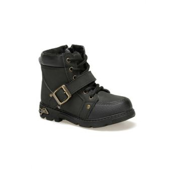 DISKUS.19W Black Boys Boots