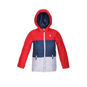 Sportive Boycizmont Kids Red Coat B10008-RNK
