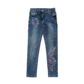 Girls' Denim Trousers 18221006100