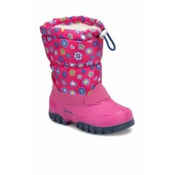 Pink Girls' Snow Boots 000000000100287669