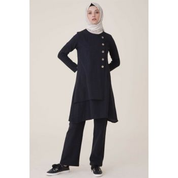 Women's Black Suit Nassah-UU-9W6001