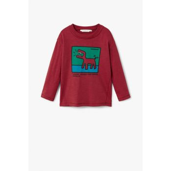 Girls' Red T-Shirt 33020723