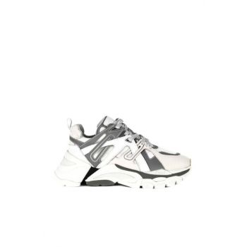 Women's White Sneaker KAS19KFLASH