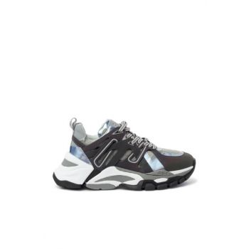 Women's Purple / Gray Sneaker KAS19KFLASH