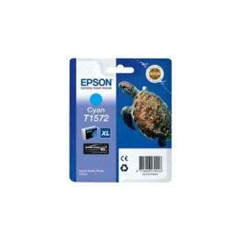 C13t15724010 (t1572) Blue Ink Cartridge for Epson C13T15724010