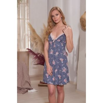 Women's Floral Nightgown 11297