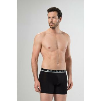 Men's Black Boxer 95% Cotton 5% Elestane 1316
