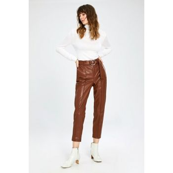 Women's Brown Pants 9WU244Z8