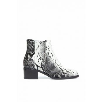 Black Women Boots 01BOH133960A109