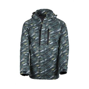 Parka - Lightning Pattern Air Parka Model Lightning KMF