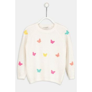 Girls' Sweaters 8W3806Z4