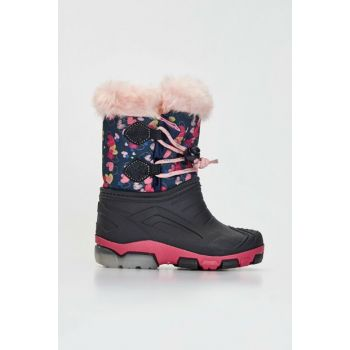 Girls' Black Huc Snow Boots 9W9127Z4